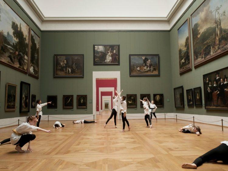 Caravaggio bewegt